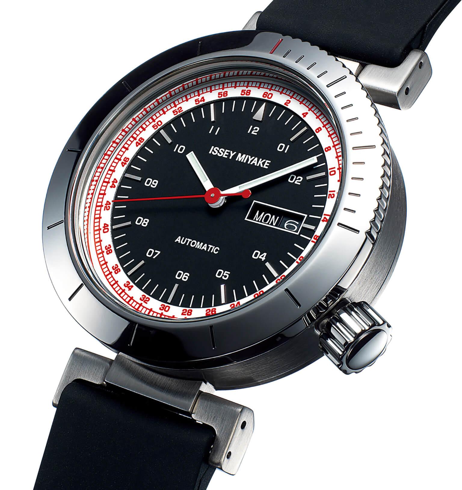 w automatic issey miyake watch